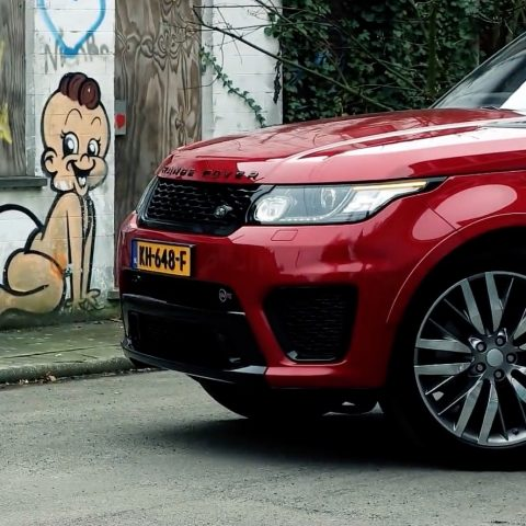 Range Rover SVR – Promo video