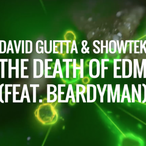 David Guetta & Showtek – The Death of EDM