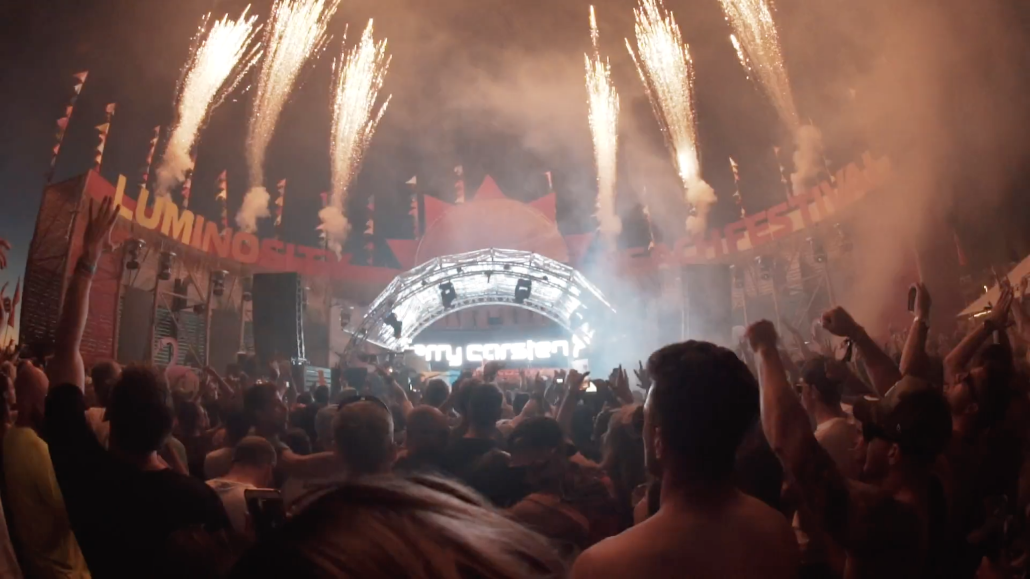 Luminosity Beach Festival 2018 – Aftermovie Teaser